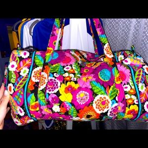 Vava bloom large duffel bag